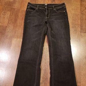 WHBM jeans.